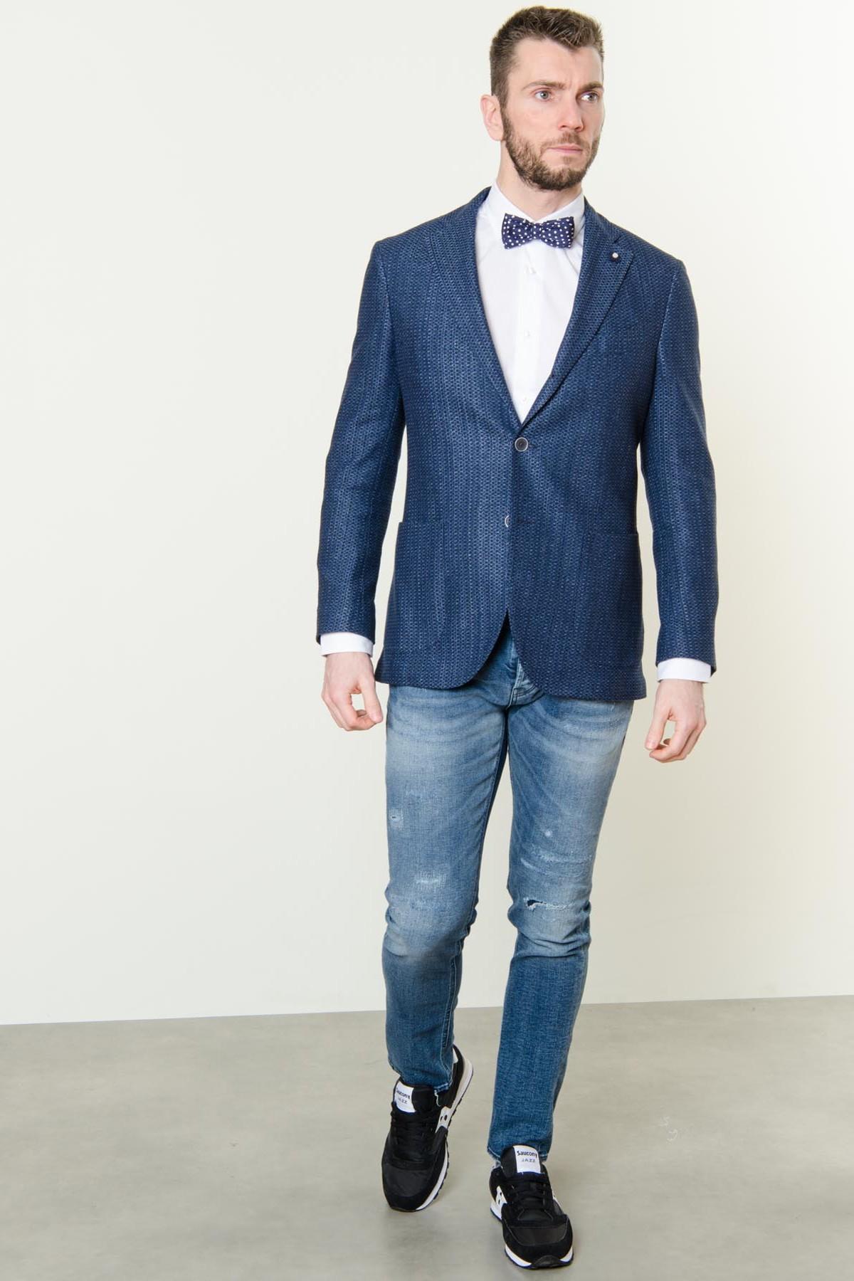 Matrimonio In Jeans E Giacca : Lardini p e giacca uomo monopetto rione fontana