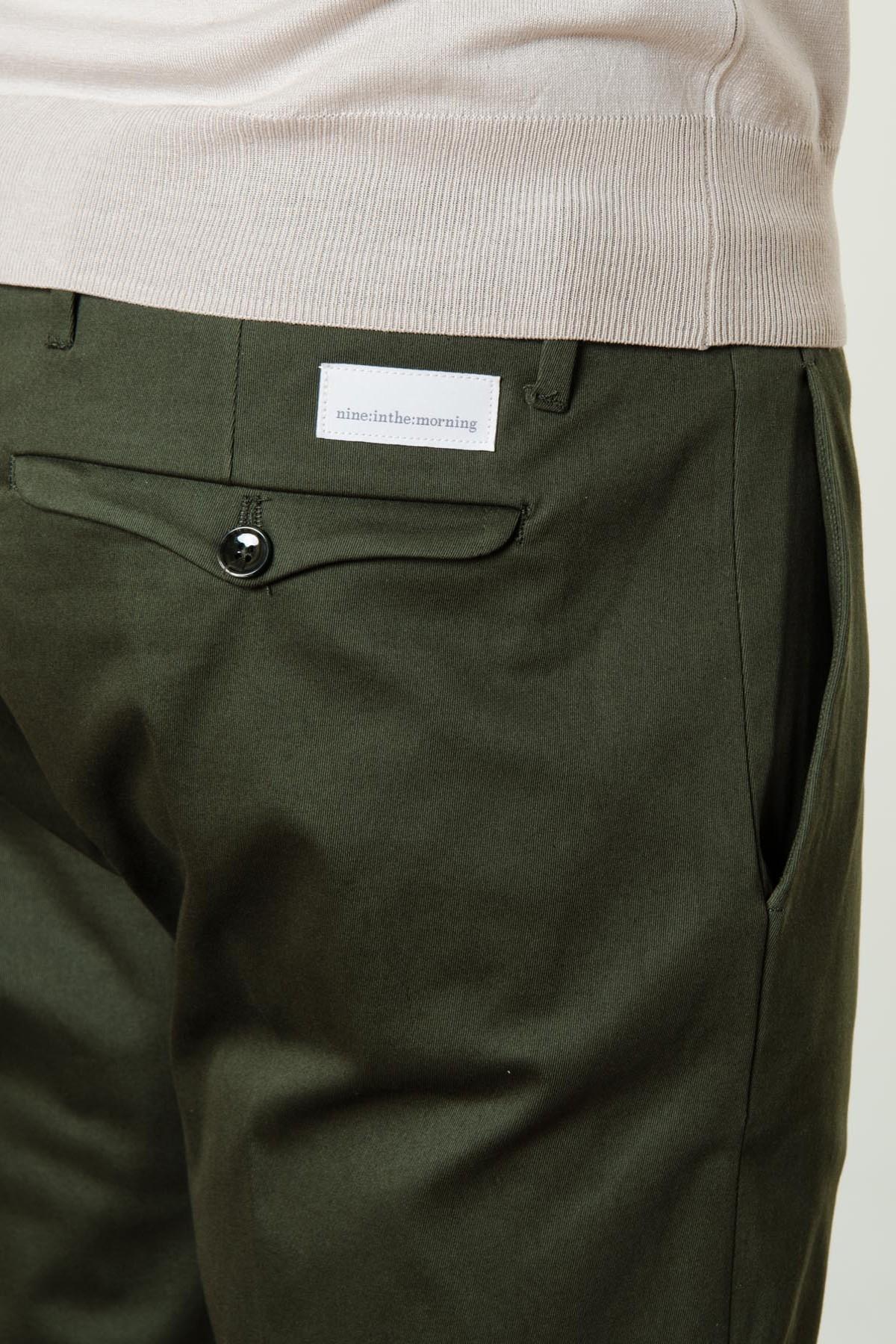 Pantaloni Nine In The Uomo Pe17 Morning rrAqwnR5vx
