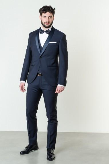 Anzug für männer LUIGI BIANCHI MANTOVA F/S