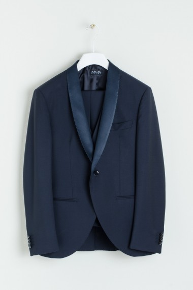 Suit for man LUIGI BIANCHI MANTOVA S/S