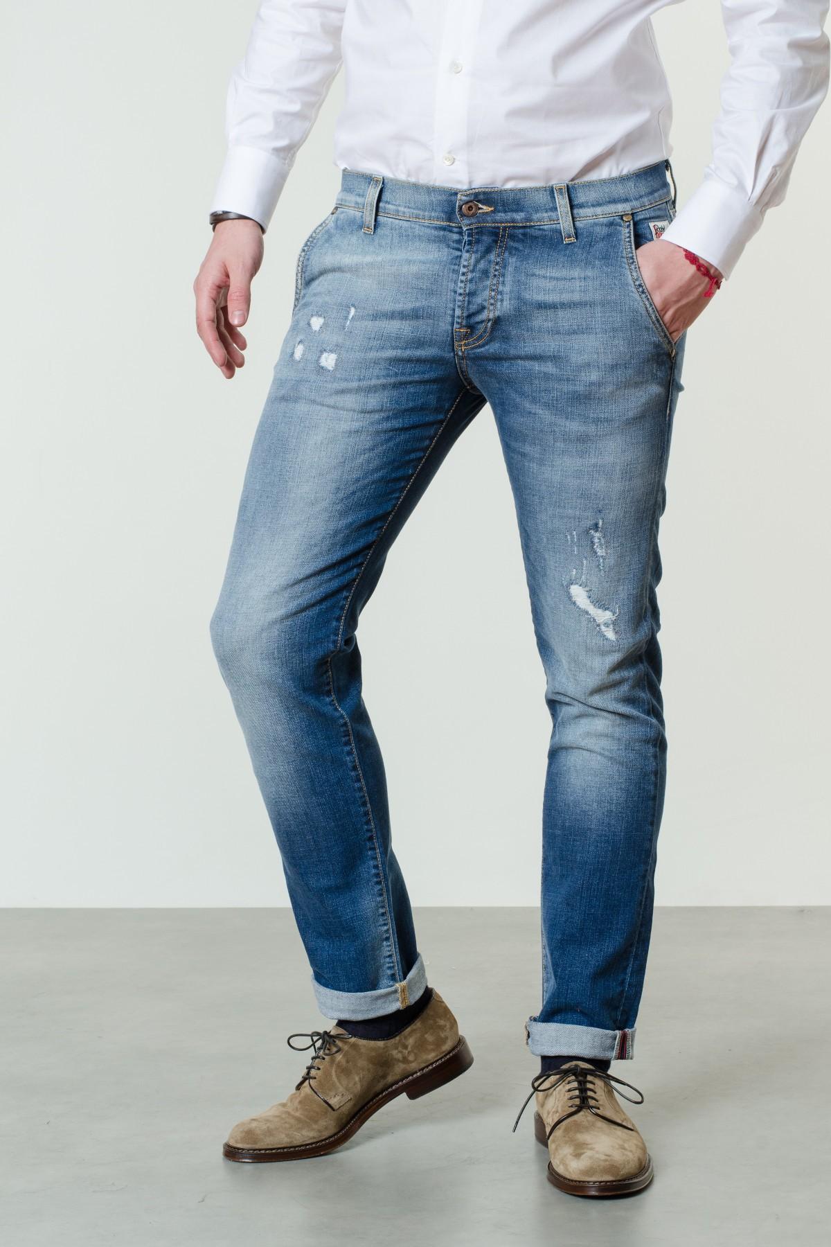 Jeans Matrimonio Uomo : Jeans uomo roy rogers p e