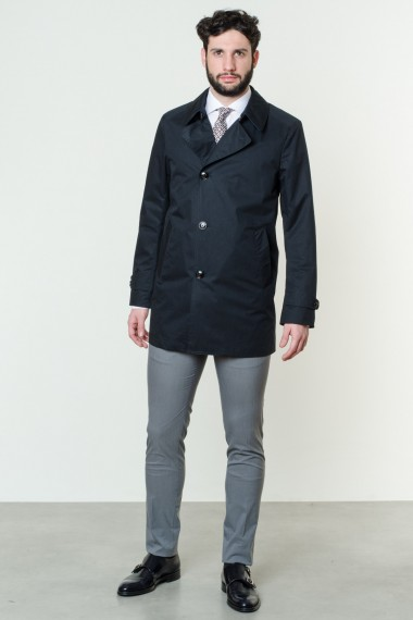 Overcoat for man ALLEGRI S/S17