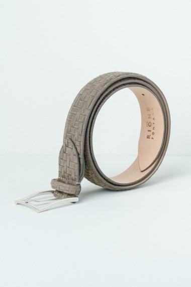 Cintura RIONE FONTANA beige P/E17