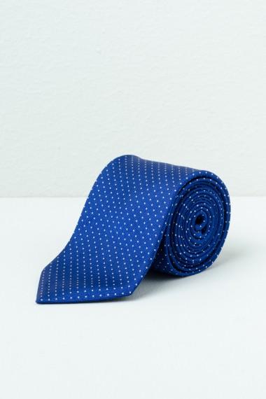 Cravatta FRANCO BASSI blu P/E