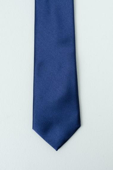 Cravatta RIONE FONTANA blu P/E