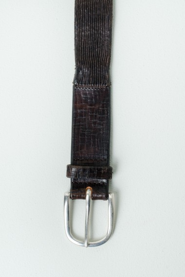 Cintura ORCIANI testa di moro P/E17