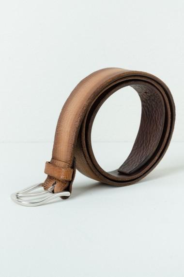 Cintura ORCIANI cuoio P/E17