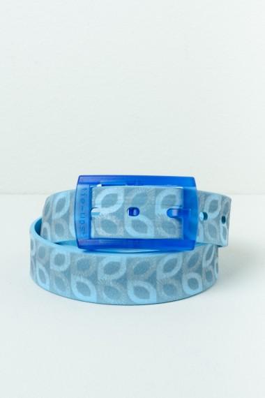 Cintura TIE-UPS azzurro P/E17