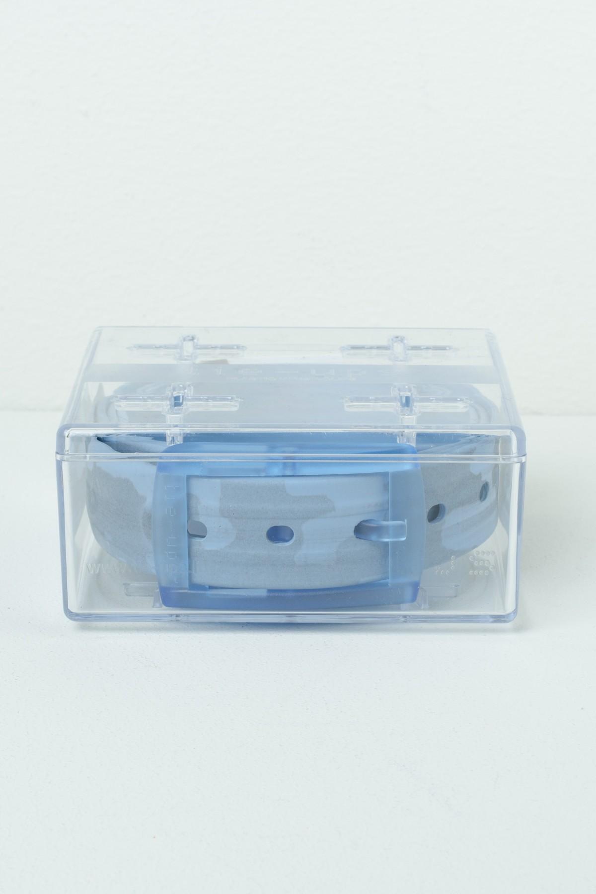 Belt TIE-UPS Light Blue S/S17