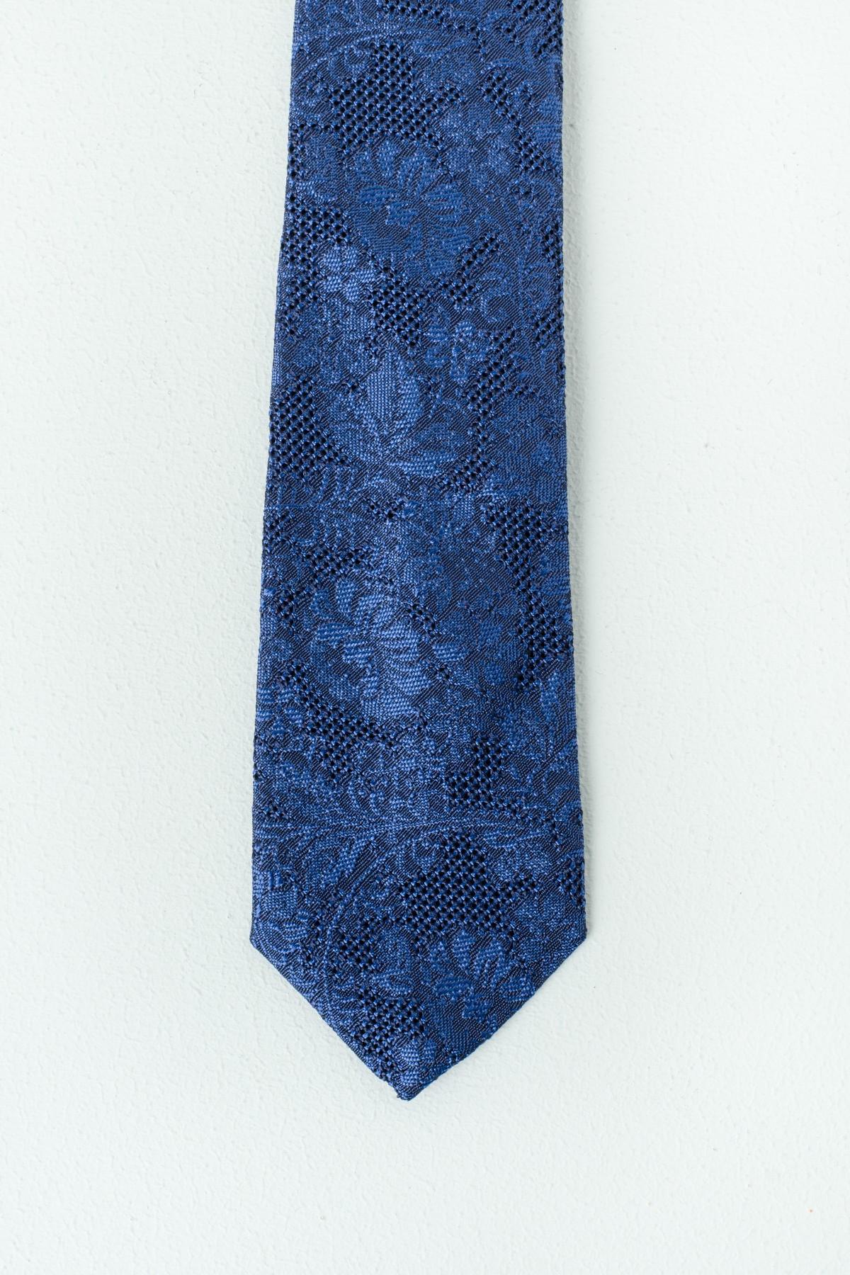hot sale online 7d3e1 dbec5 Cravatta ETRO blu P/E17 - Rione Fontana
