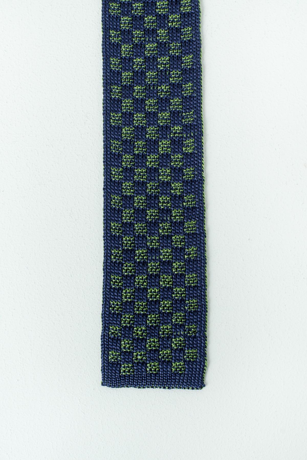 Tie RODA Blue / Green S/S17