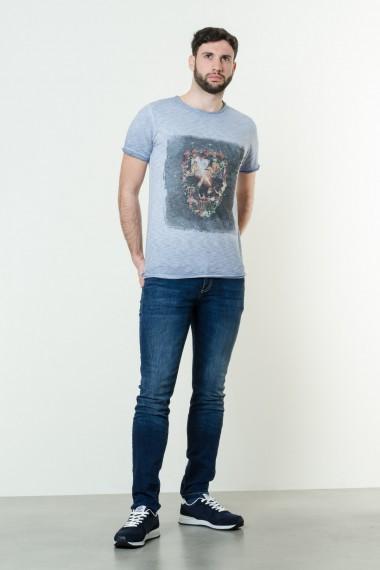 T-shirt für Manner A. VINTAGE F/S17