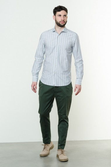 Camicia per uomo BORSA P/E17