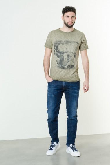 T-shirt für Männer ATHLETIC VINTAGE F/S17