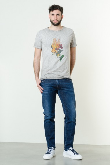 T-shirt per uomo ATHLETIC VINTAGE P/E17