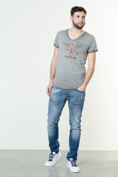 T-shirt per uomo MATCHLESS P/E17