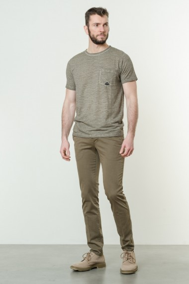 Pantaloni per uomo PIATTO P/E17