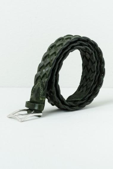 Cintura SERGIO GAVAZZENI Verde Bottiglia P/E17