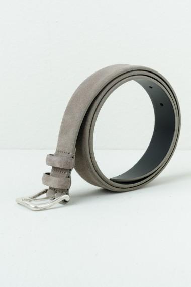 Belt SERGIO GAVAZZENI Grey S/S17