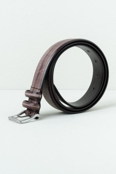 Belt SERGIO GAVAZZENI Dark Brown S/S17