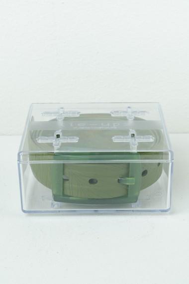 Belt TIE-UPS Green S/S17