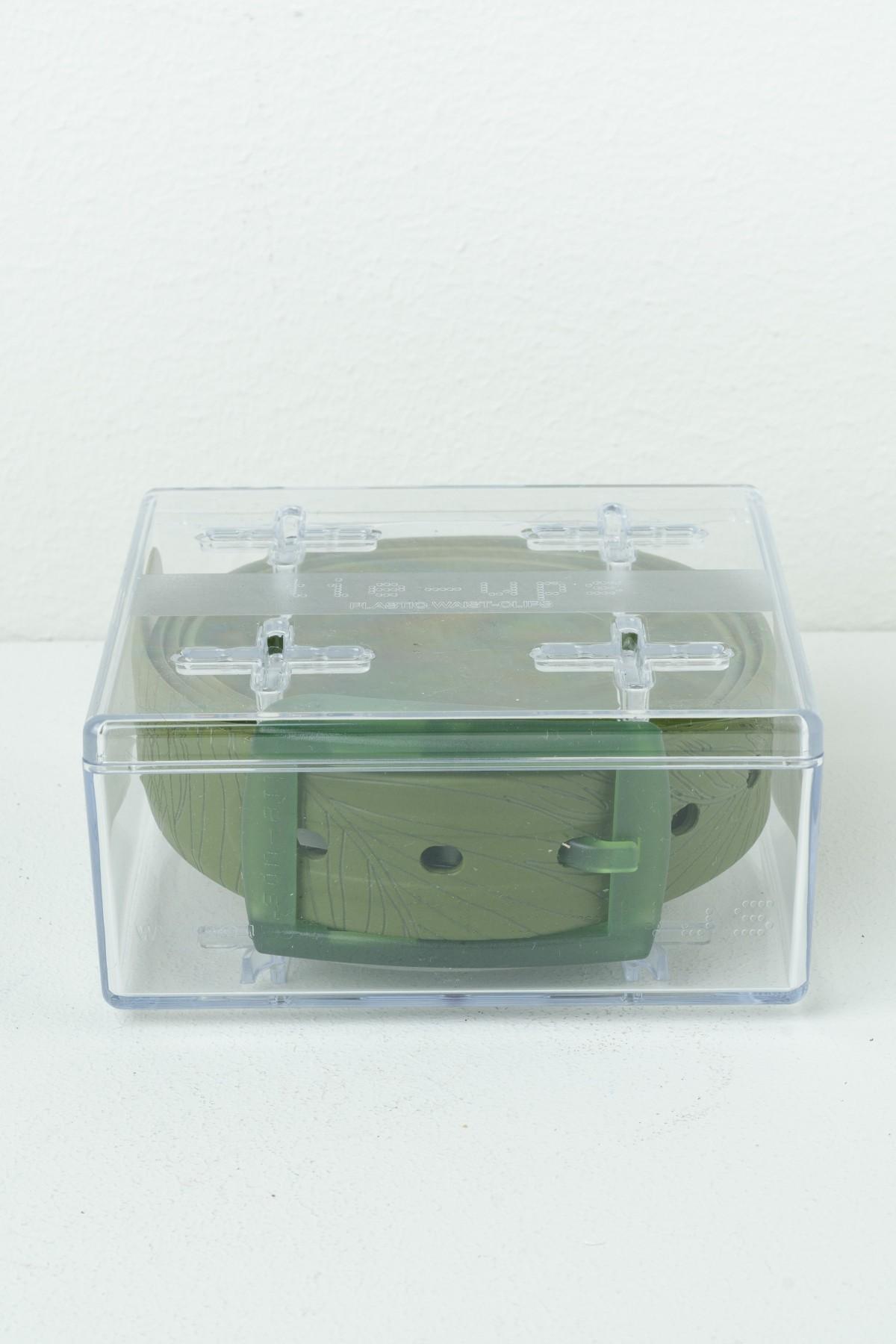 Belt TIE-UPS Green