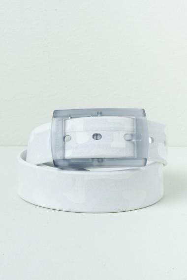 Belt TIE-UPS White S/S17