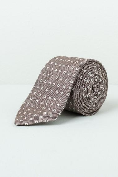Cravatta RIONE FONTANA Tortora P/E17
