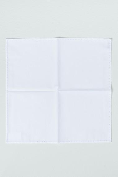 Pochette BORSA Bianco