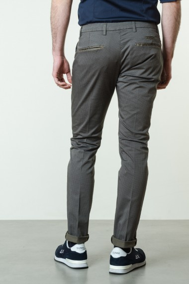 Trousers for man MICHAEL COAL P/E17