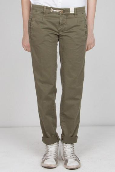 Briganteria. Pantaloni verde mimetico