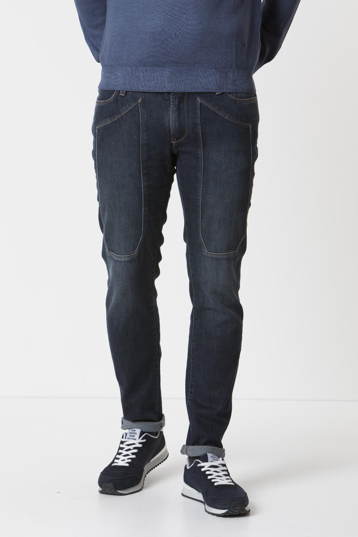 Jeans per uomo JECKERSON A I 17-18 - Rione Fontana 0ae7d18a0c4
