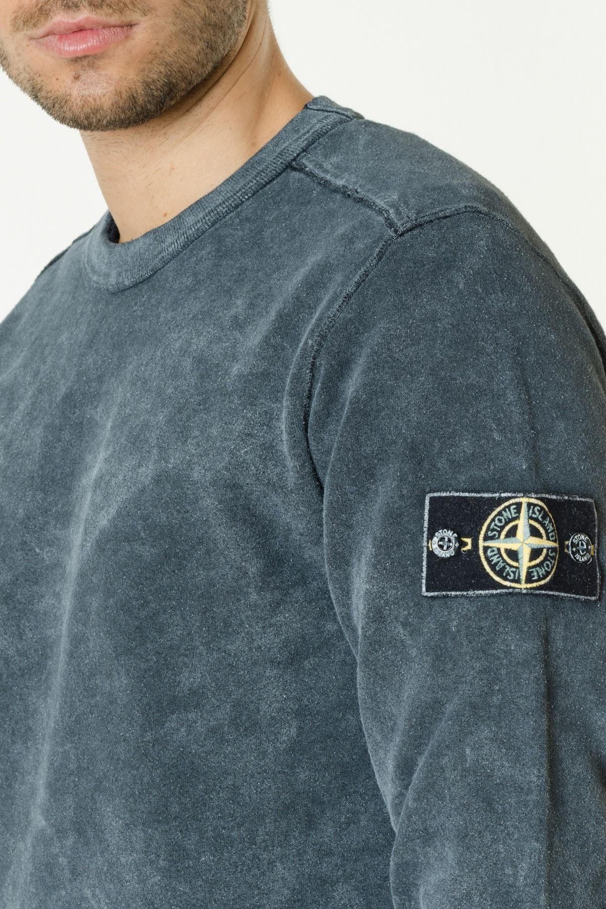 brand new 2f502 1f112 Sweater for man STONE ISLAND F/W 17-18 - Rione Fontana