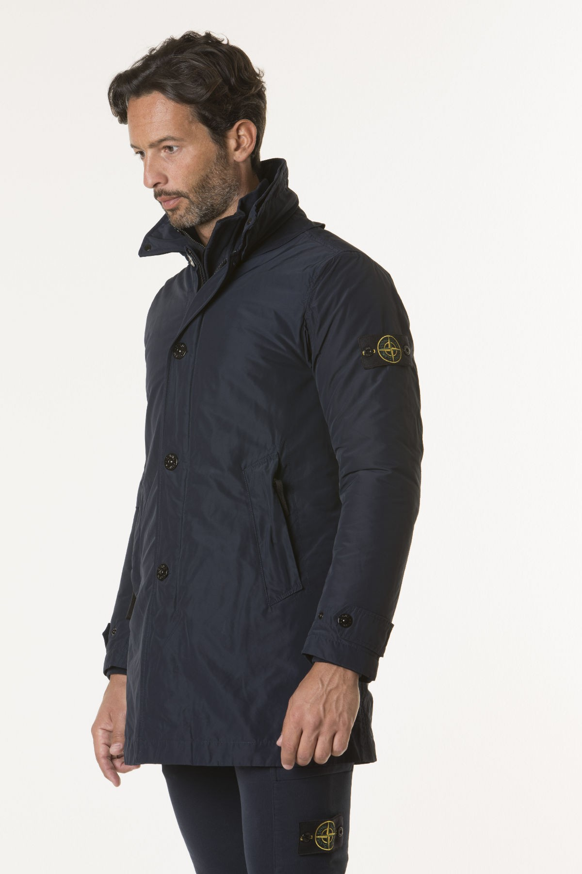 new style 5fede f364f Giubbotto MICRO REPS WITH PRIMALOFT® INSULATION TECHNOLOGY per uomo STONE  ISLAND A/I 17-18