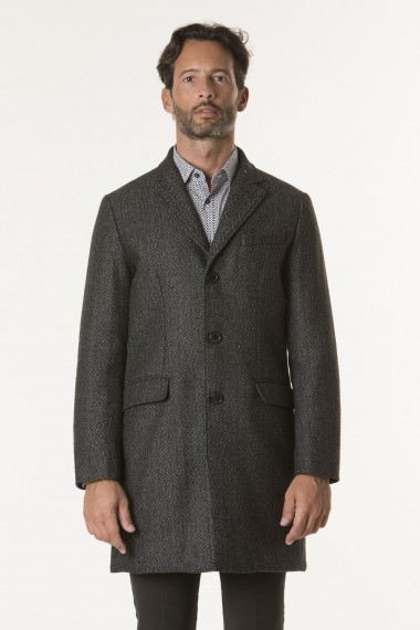 Coat for man PALTÒ F/W 17-18