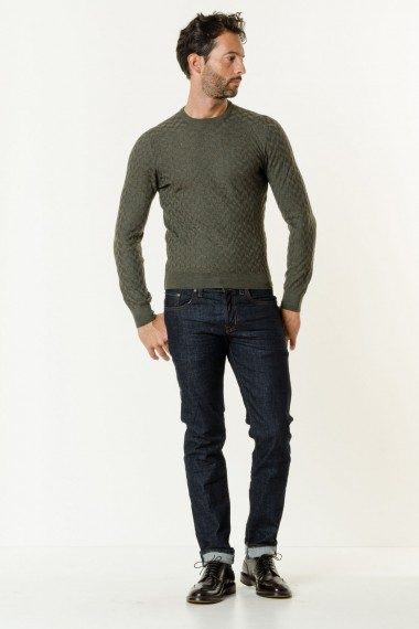 Pullover for man LA FILERIA F/W 17-18