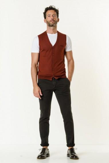 Vest for man PAOLO PECORA F/W 17-18