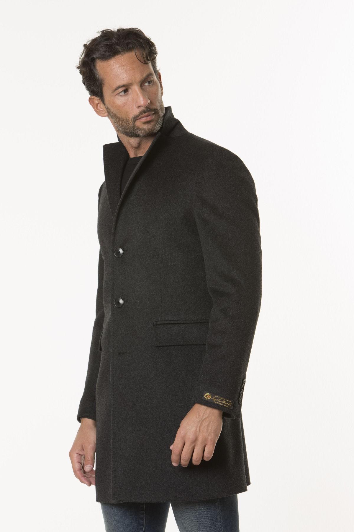 Cappotto per uomo RIONE FONTANA A I 17-18 992eabadc11