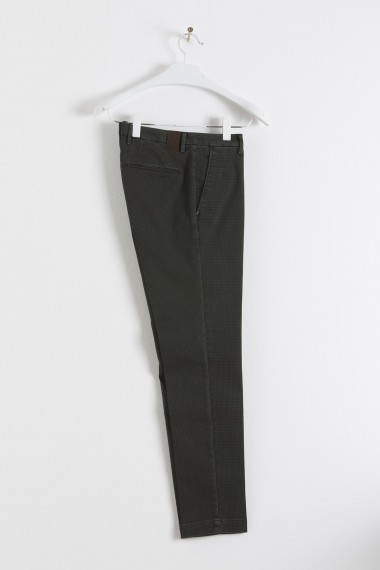 Trousers for man MICHAEL COAL  F/W 17-18