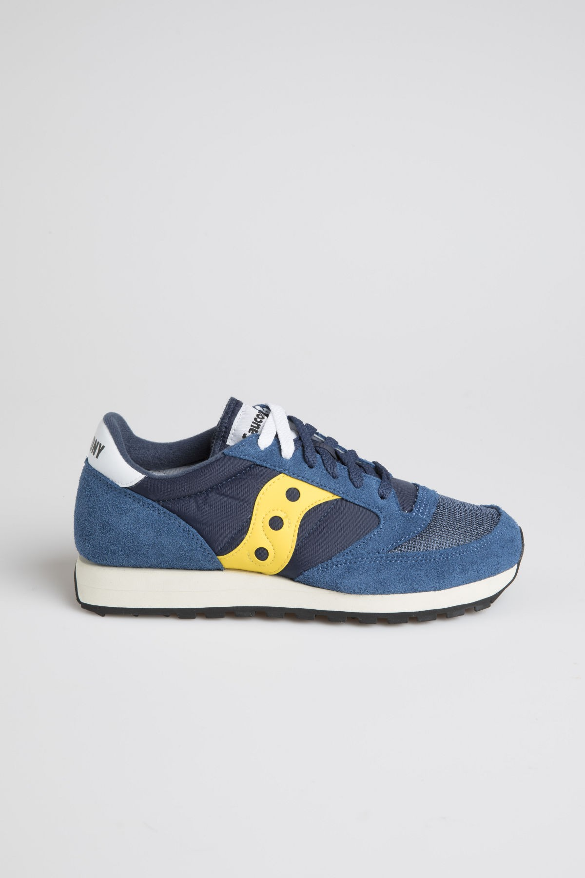 2e1df3fee2 SAUCONY JAZZ O' VINTAGE man Blue/ Ocher Yellow F/W 17-18 - Rione Fontana