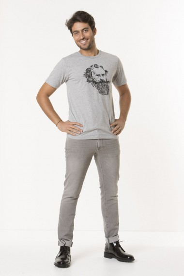 Herrent-shirt ROY ROGER'S H/W 17-18