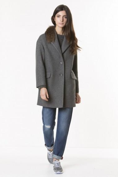 Cappotto per donna CAPPELLINI A/I 17-18
