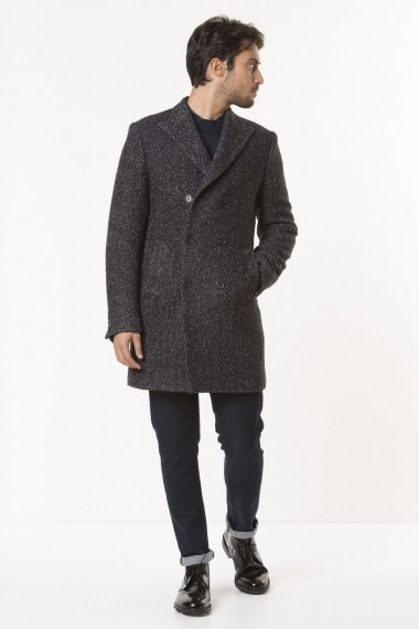 Cappotto per uomo RIONE FONTANA A/I 17-18