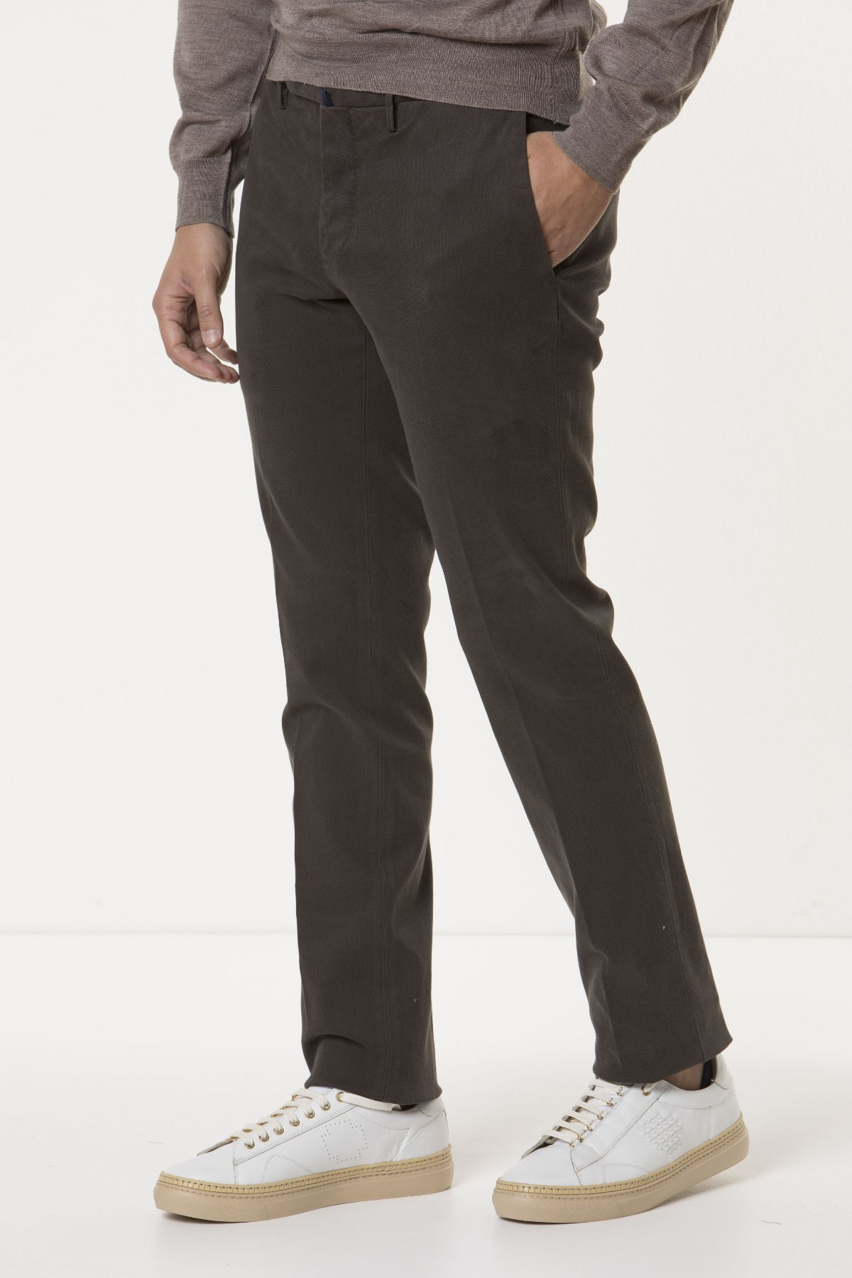 Trousers for man INCOTEX F/W 17-18