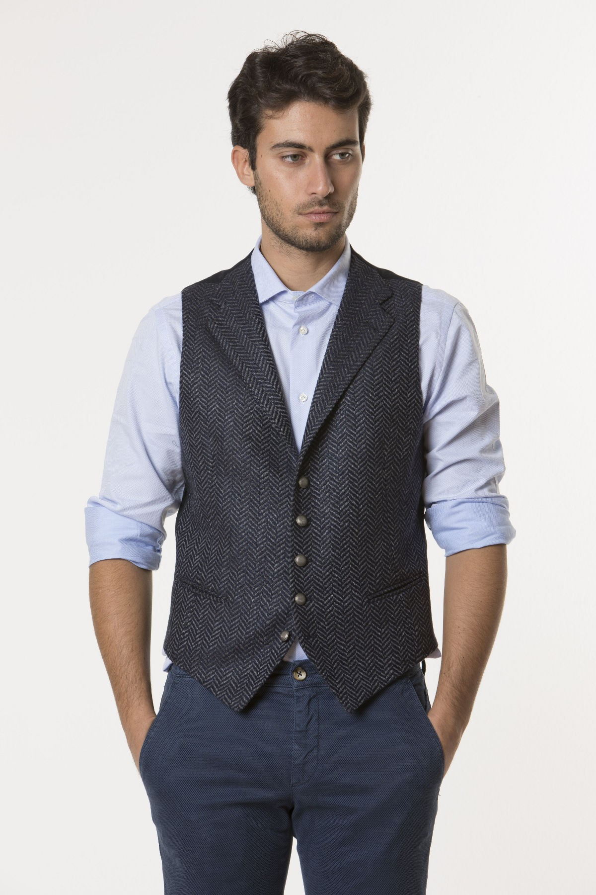 Vest for man TAGLIATORE F/W 17-18