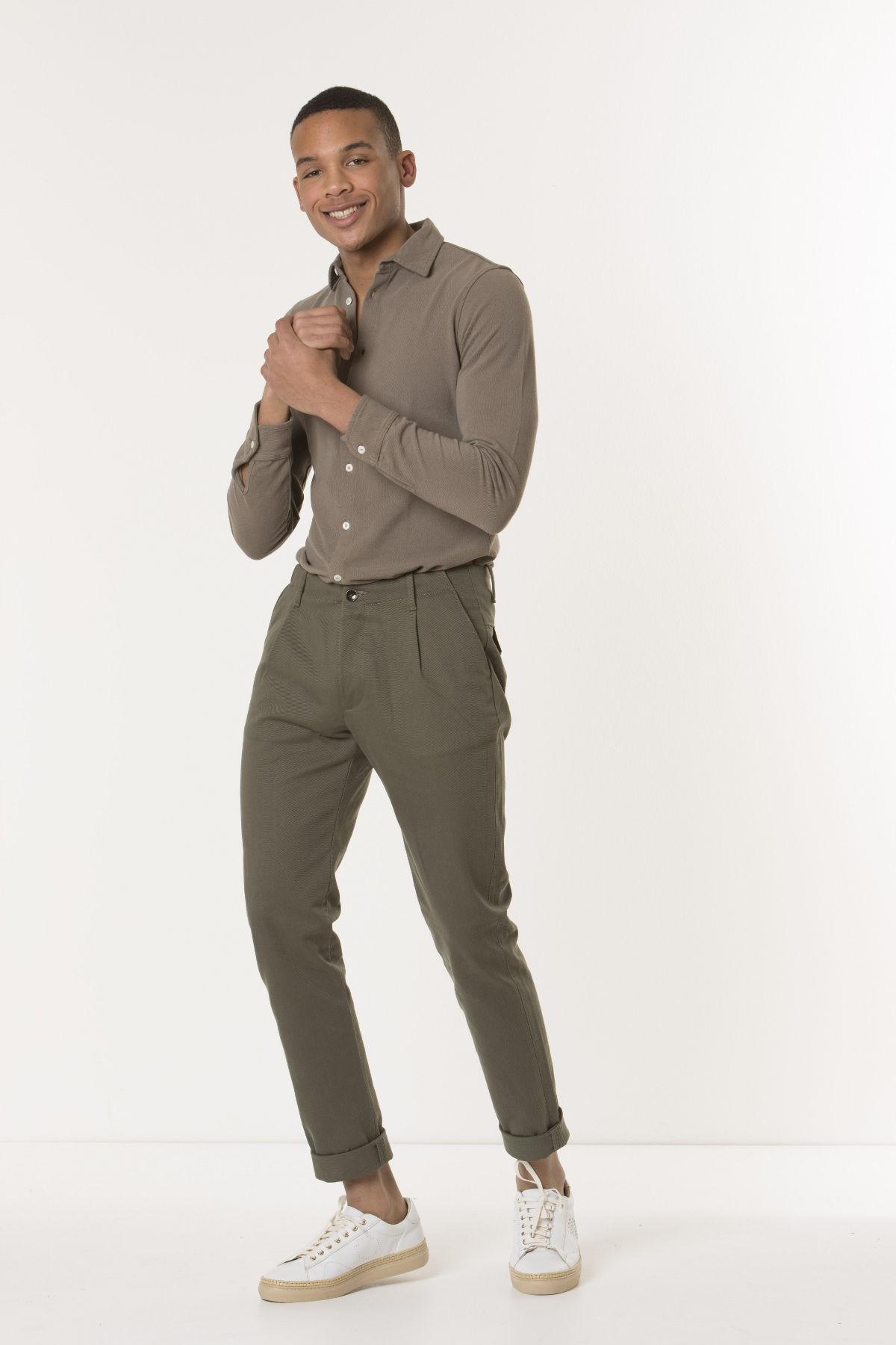 Pantaloni per uomo NINE IN THE MORNING A/I 17-18