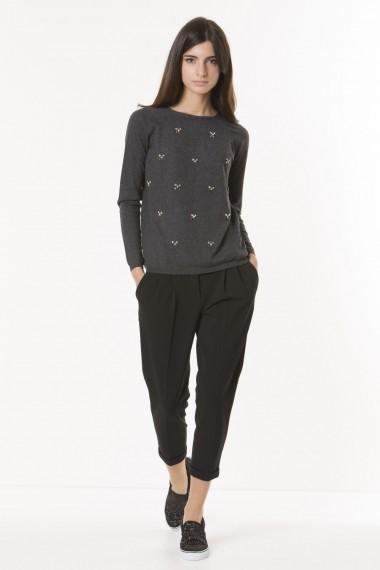 Pantaloni per donna FFLOWERS A/I 17-18