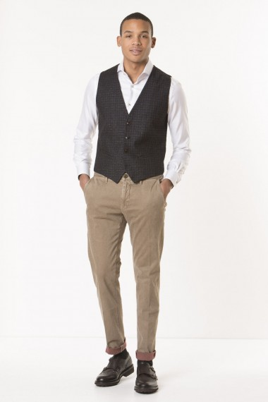 Vest for man RIONE FONTANA F/W 17-18