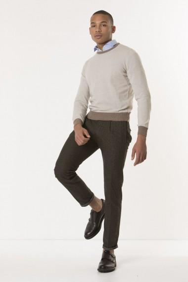Pantaloni per uomo INCOTEX A/I 17-18
