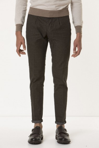 Men trousers INCOTEX F/W 17-18